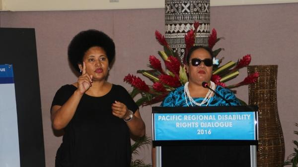 Pacific Regional Dialogue on Disability Rights